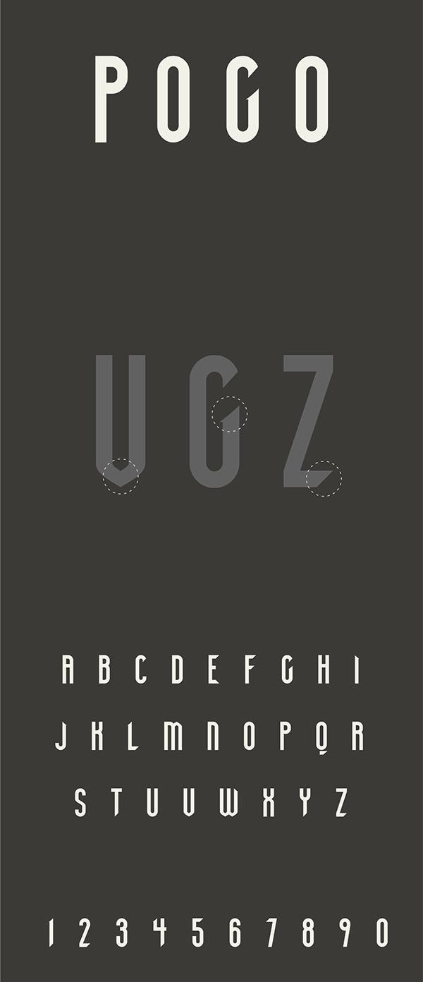 POGO - Free Display Font