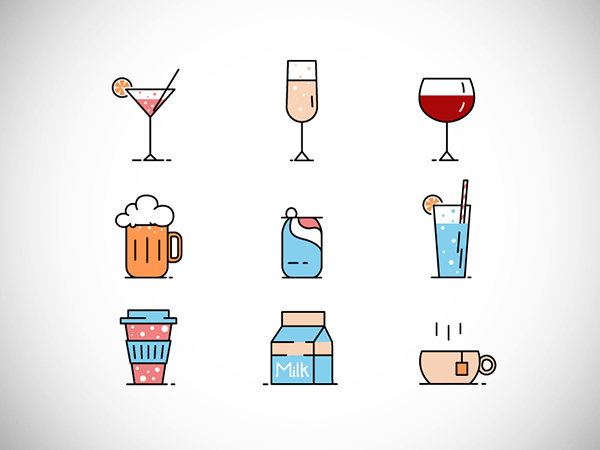 A Drink Anyone Icons