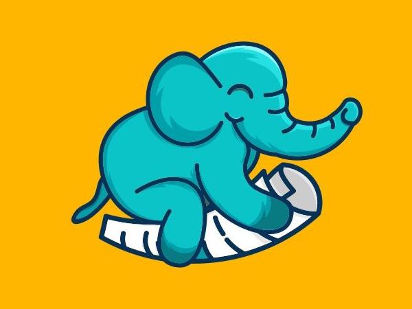 Elephant Logo Design