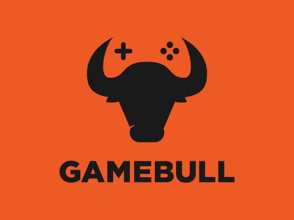 Gamebull Logo Design