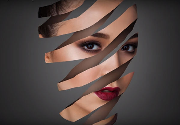 Face Peel Effect   Photoshop Tutorial
