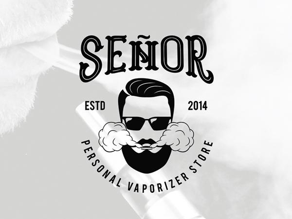 Señor Logo Design