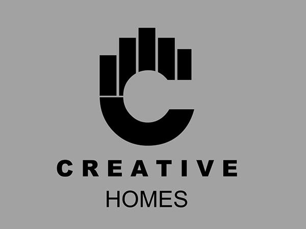 creative homes logo