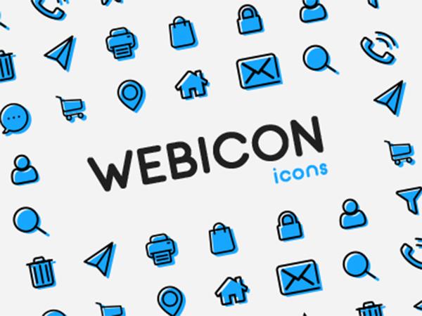Webicon Free Download
