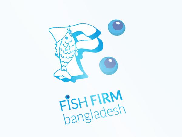 Fish Firm Logo Design