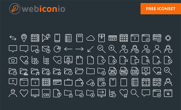 Awesome Free Icons