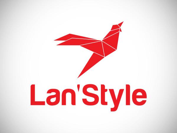 Lan'Style Logo Design