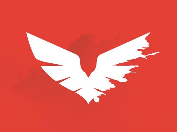 Vermilion Logo Design