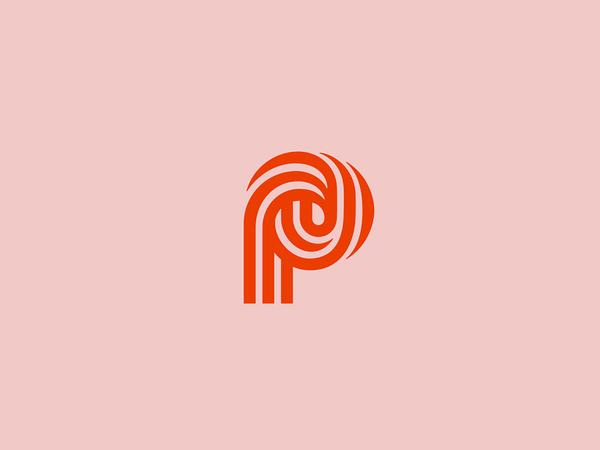 Latter P Logo Design
