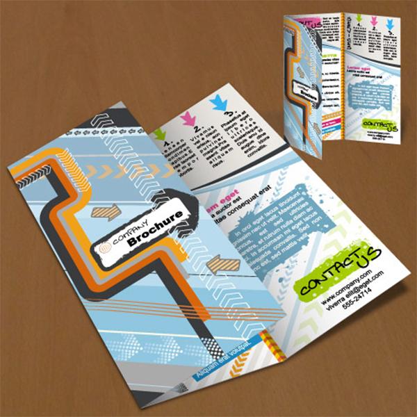 Premium Tutorial: How to Create a Brochure in Illustrator