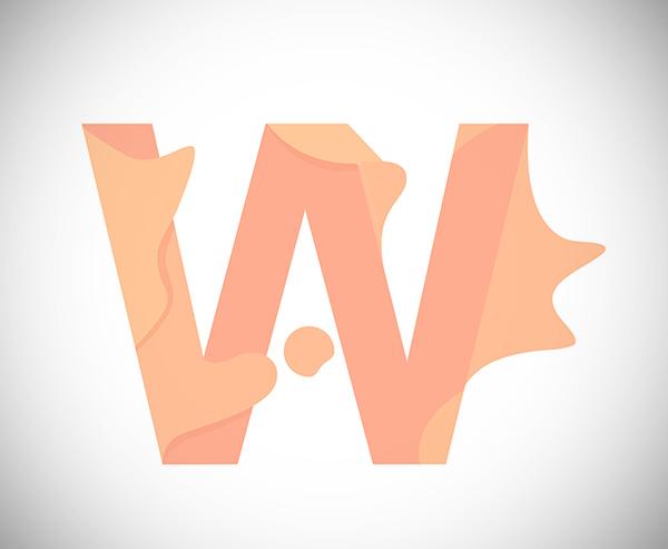 Illustrator Tutorials | Professional W Logo Design