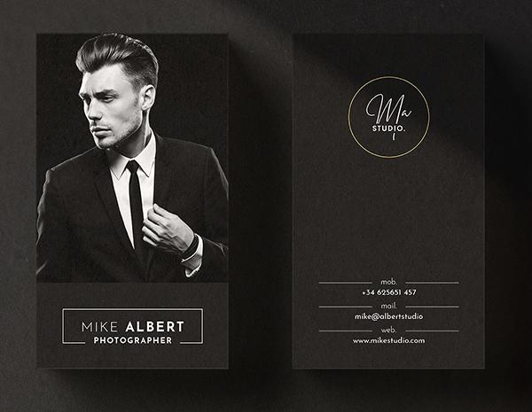 Elegant Business Card Design