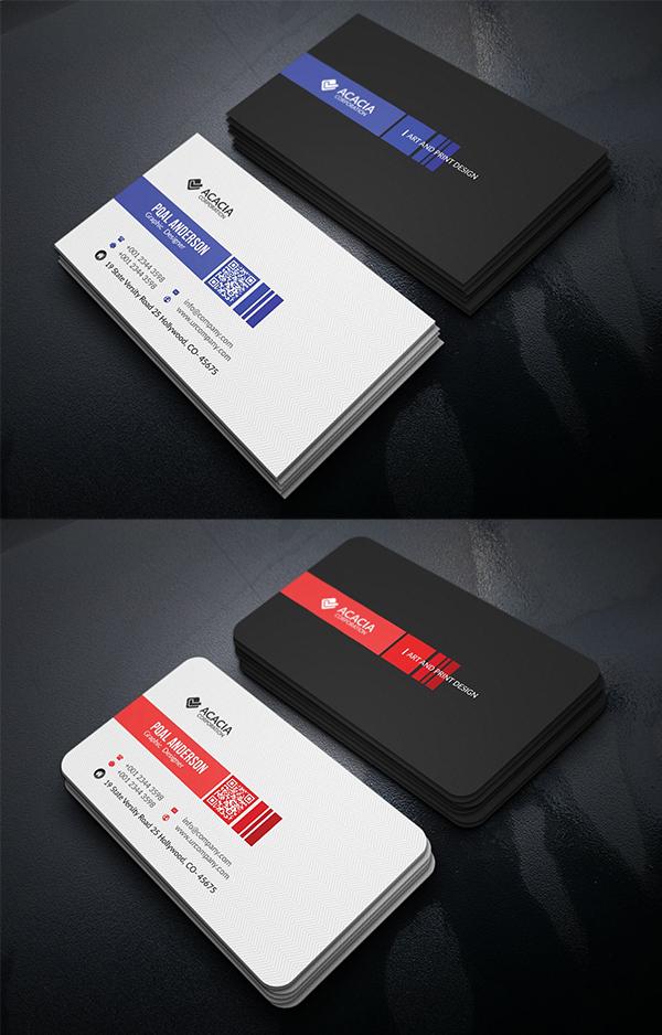 Bramo Business Card