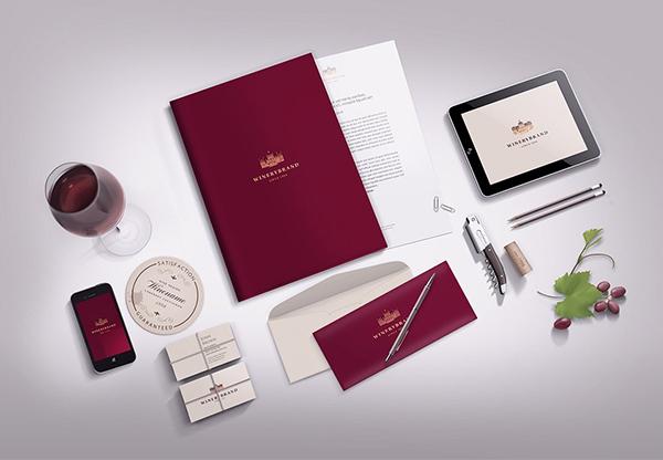 Restaurat Stationery / Branding mock-up
