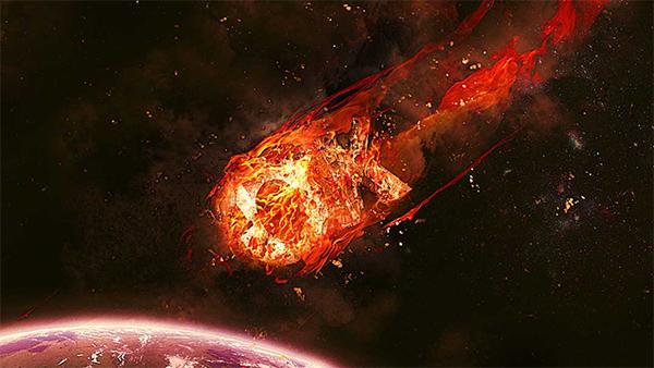 Create Meteorite Text Effect in Photoshop
