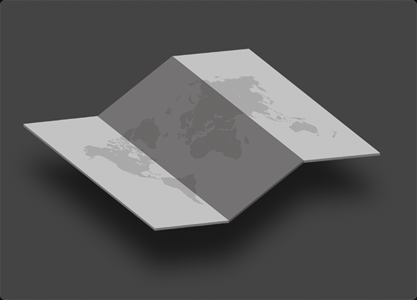 How to Create an Isometric Map Mockup Action in Adobe Photoshop
