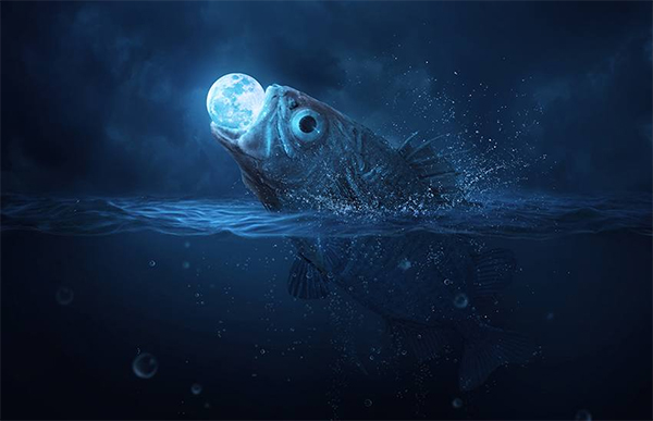 How to Create a Surreal Water Photo Manipulation in Adobe Photoshop