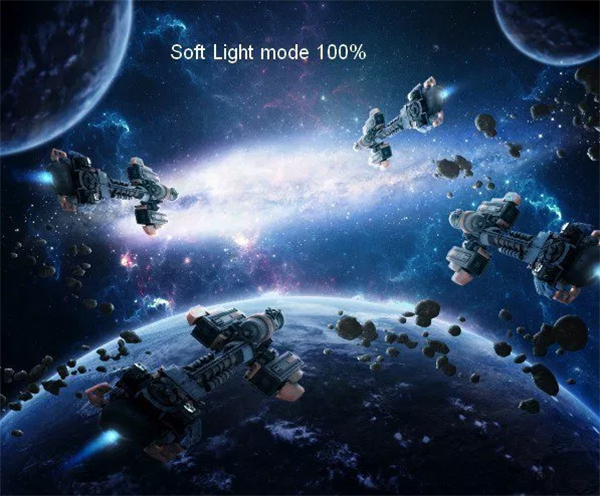 How to Create an Amazing Space Battle Scene in Photoshop