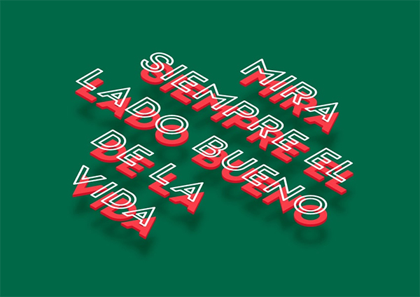 How to Create a Spanish 3D Text Effect in Adobe Illustrator