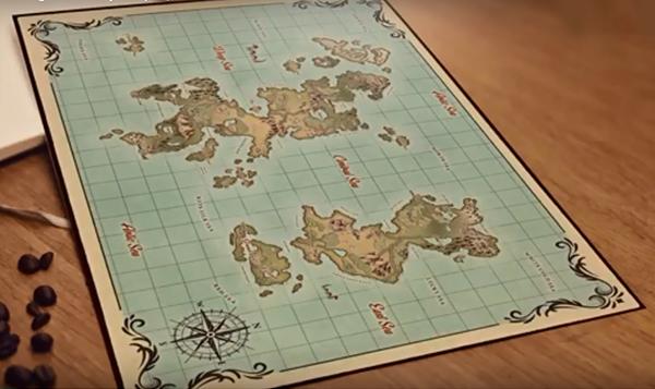 Illustation: Design Fantasy Maps
