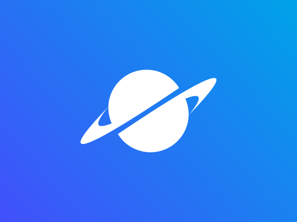 Planet Logo Design