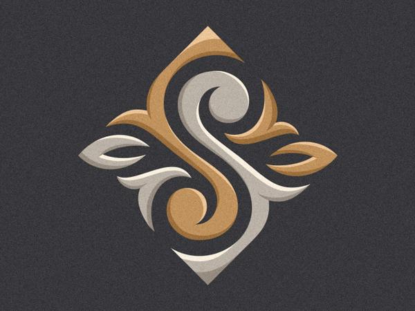 S Logo Letter Logo Design