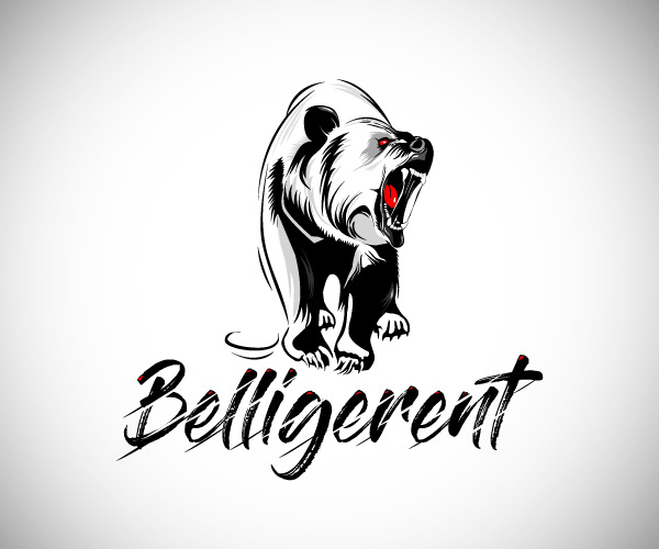 Awesome Logo for Belligerent