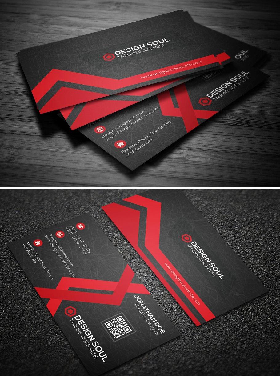 Business Card Modern Templates