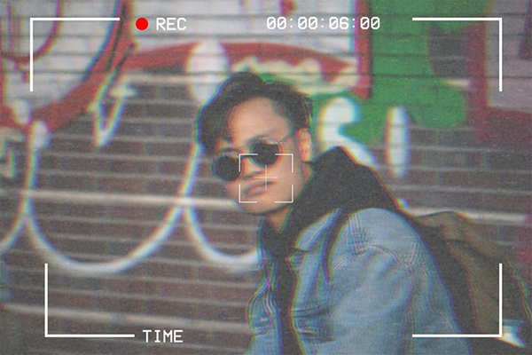 How to Create a VHS HUD Design and Vintage Photo Effect in Photoshop