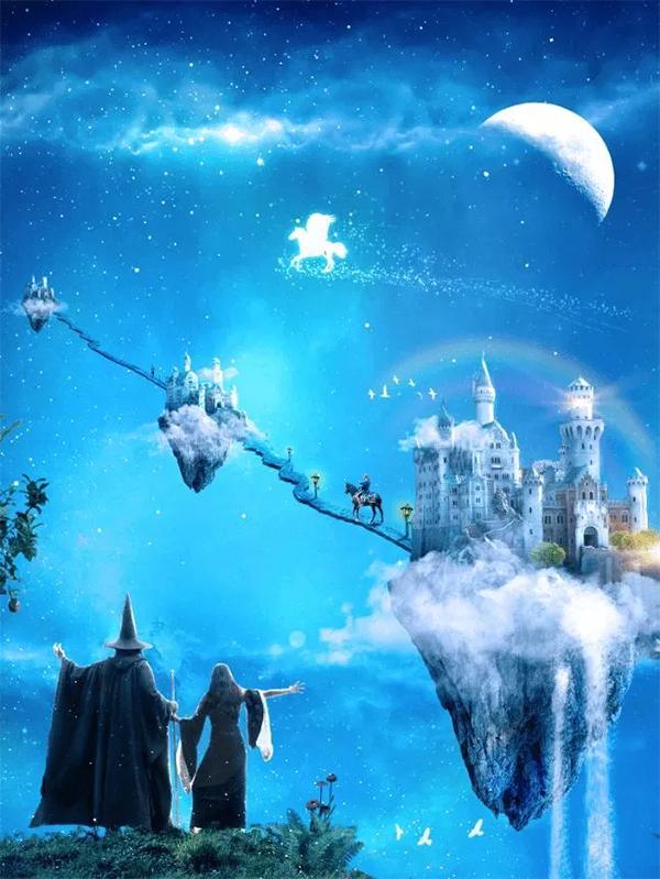 Create a Fairy Tale Manipulation