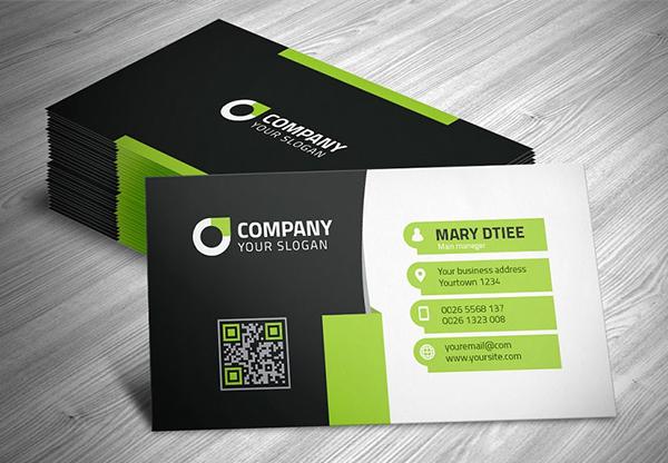 Corporat Business Card Design