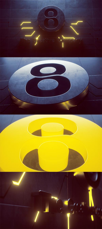 Creative Company Logo Design