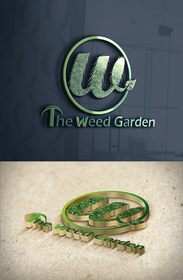 Grass Logo Design