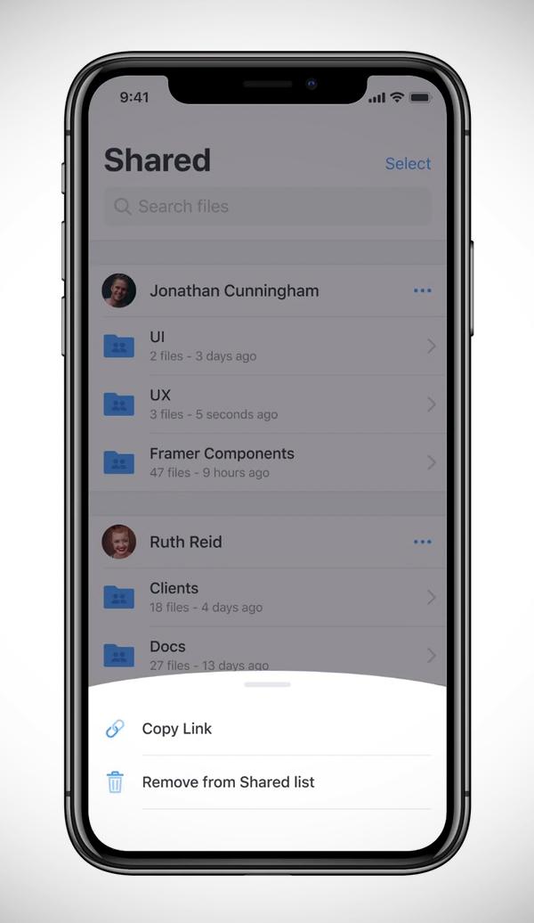 Freebie Handlebar — Shary App
