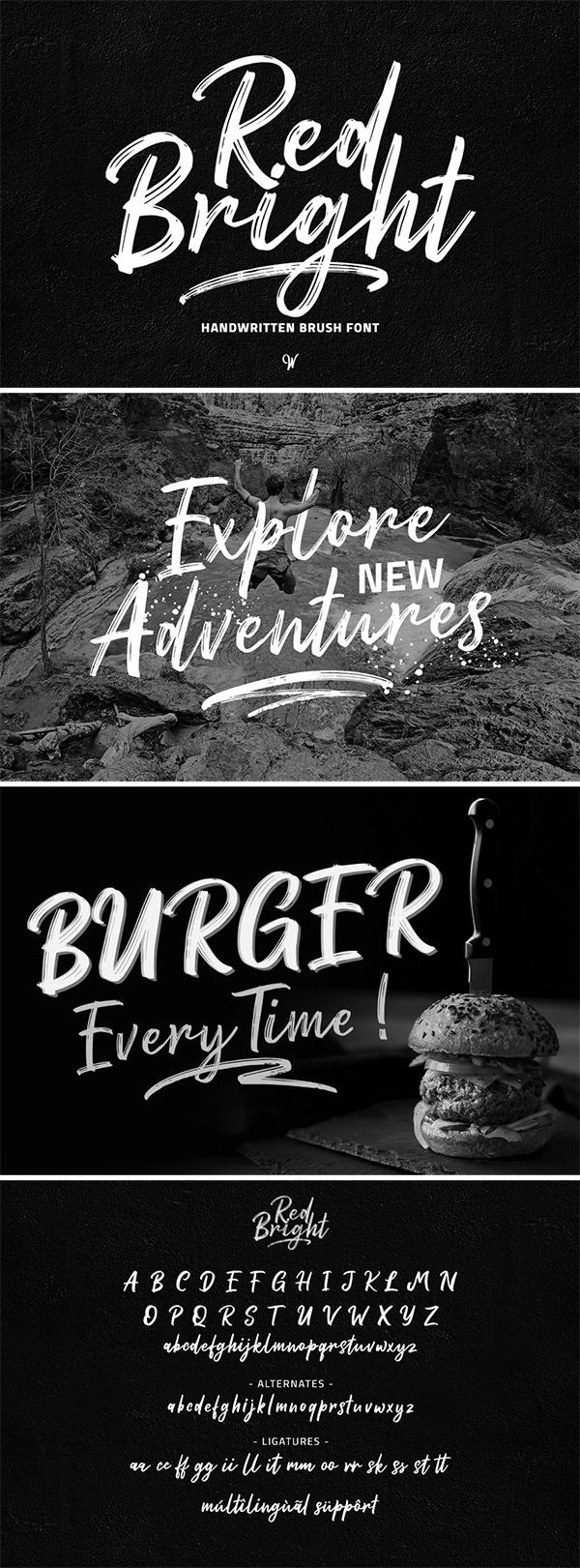 Sehaty Handwritten Font