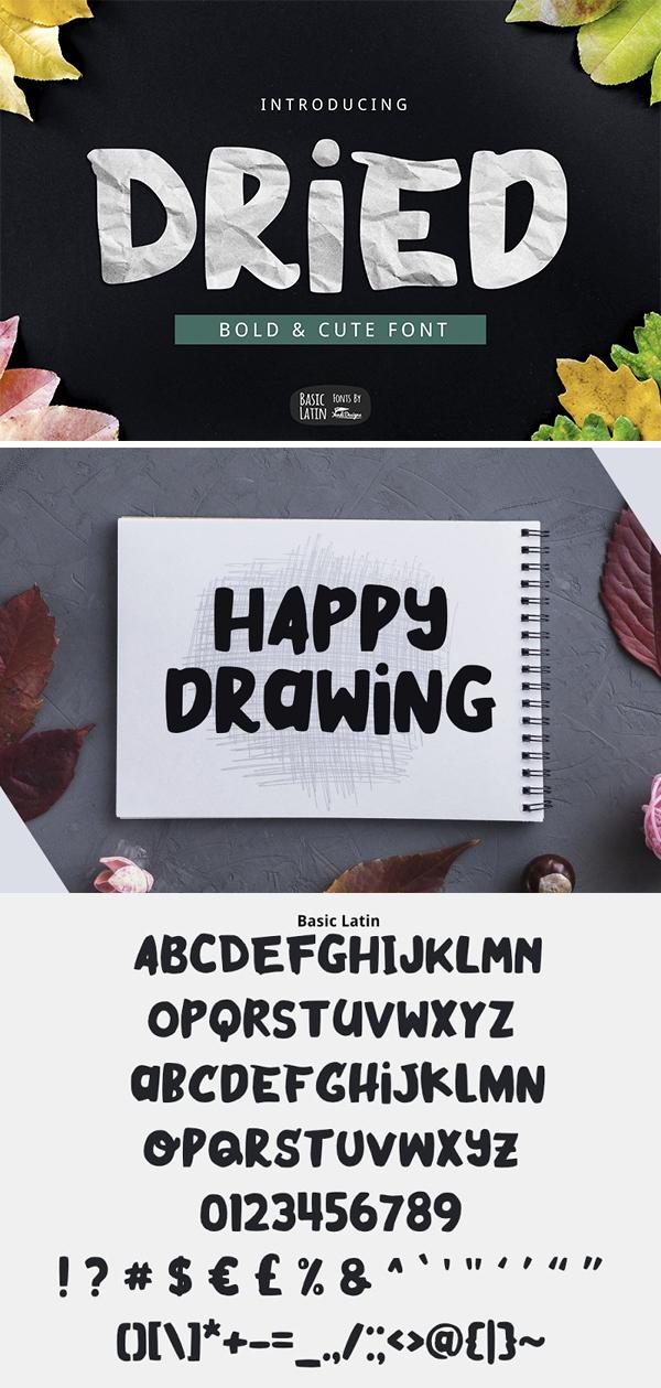 Mochalate | Sweet & Delicious Font