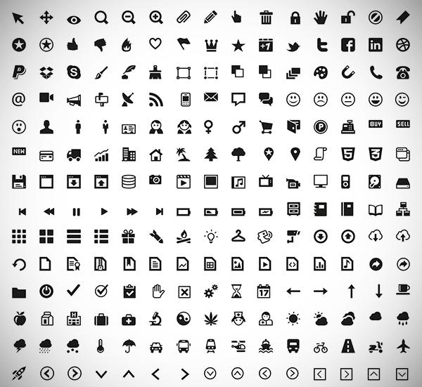 Creative Free Icons