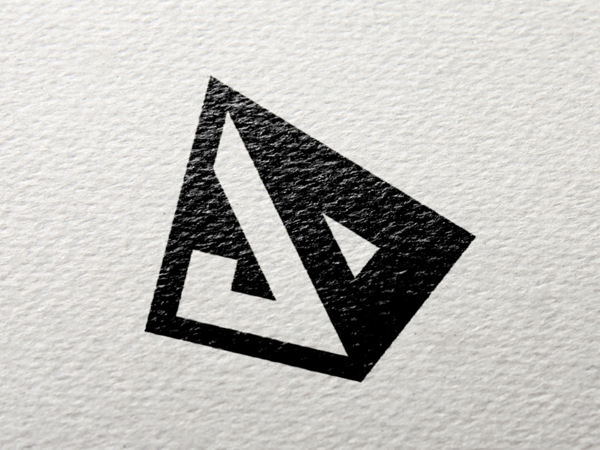 Letter J + D Logo Design