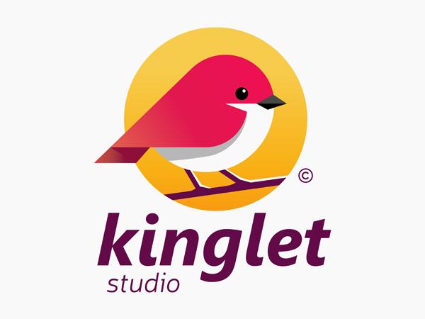 Kinglet / Studio Logo Design