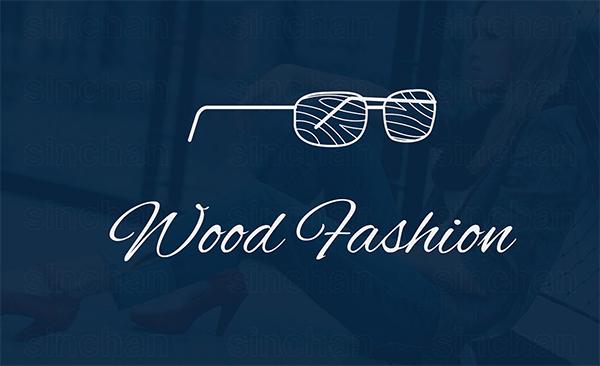 Wood Fashion Logo Design