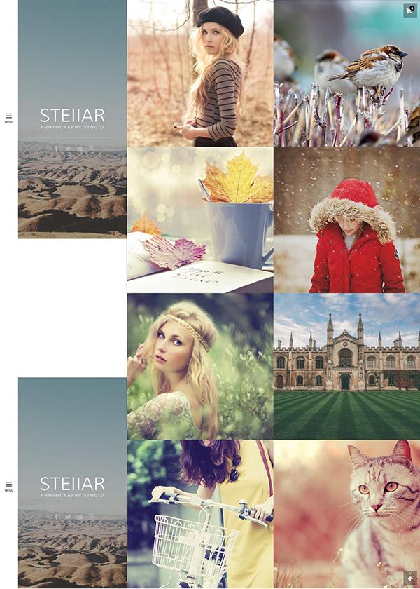 Photography WordPress | Stellar Theme for Photography