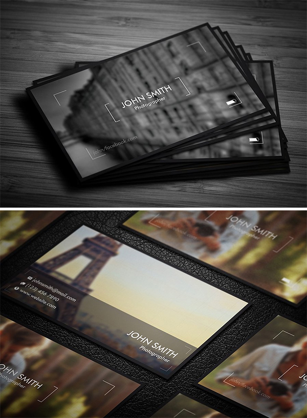 Minimal & Great Business Card