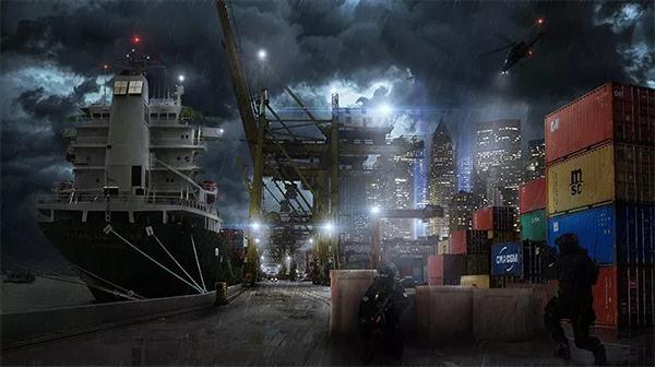 Create a Surreal Secret Mission Scene in Photoshop