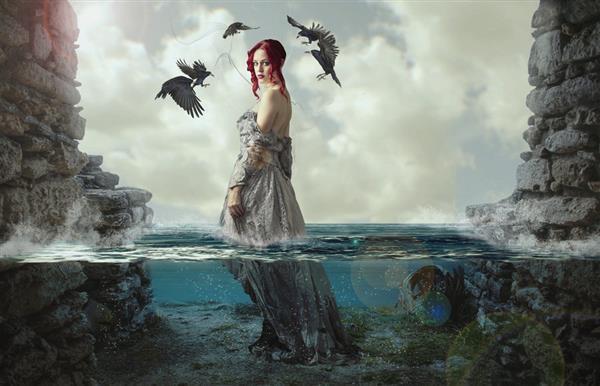Underwater Photoshop Manipulation