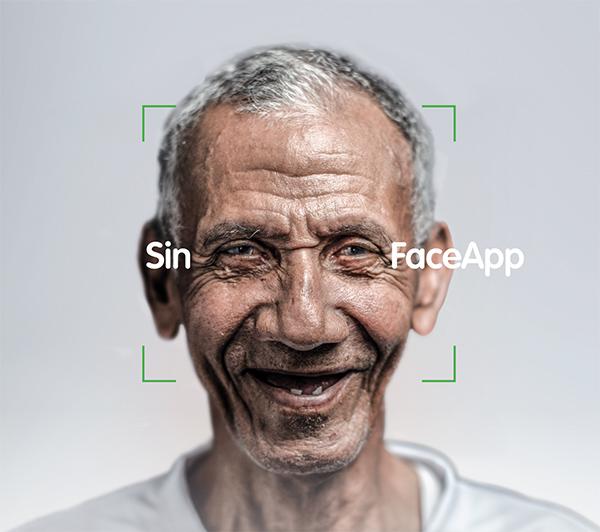 Sin FaceApp