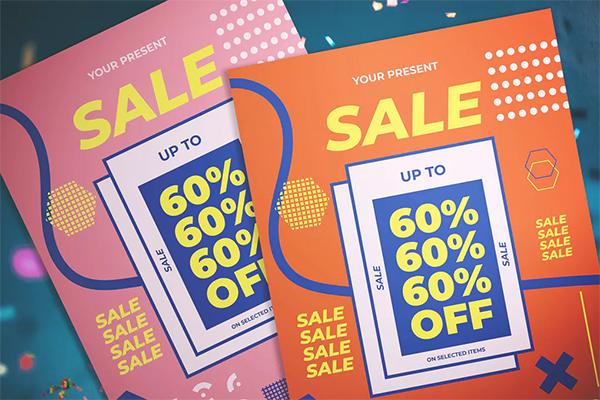 Memphis Sale Flyer