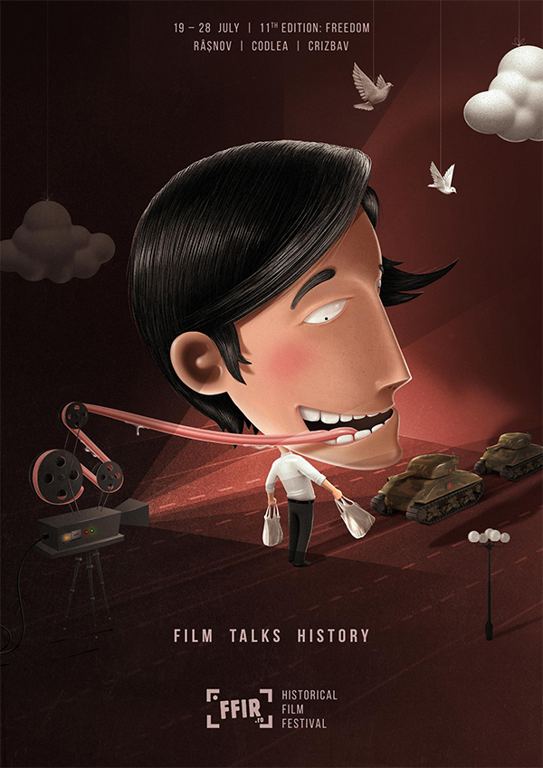 Film Talks History