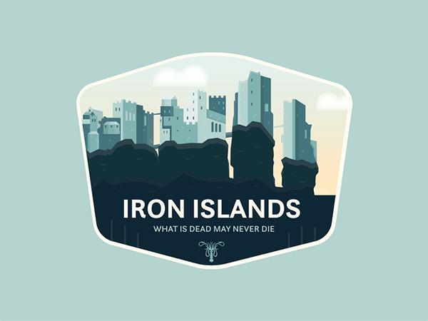 Iron Islands Logo