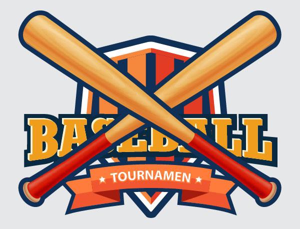 Adobe Illustrator Tutorial – Create a Baseball Badge Logo