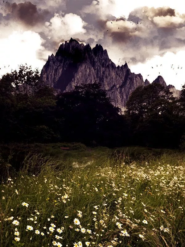 Create Your Own Custom Landscapes in Photoshop